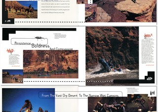 Eco-Challenge Adventure Racing brochure – Utah 1995