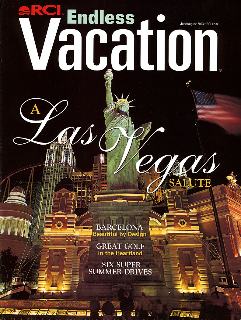 Endless Vacation - July / August 2003