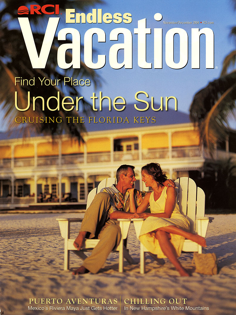 Endless Vacation - Nov/Dec 2004