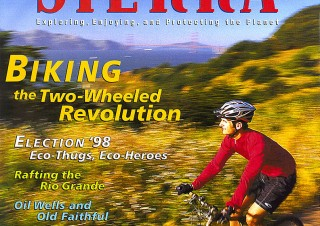 Sierra magazine – September | Oct 1998