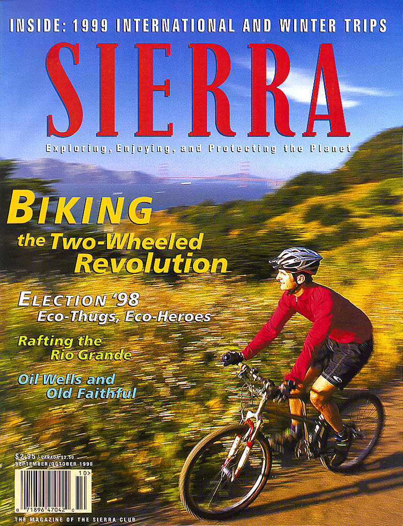 Sierra magazine - September | Oct 1998