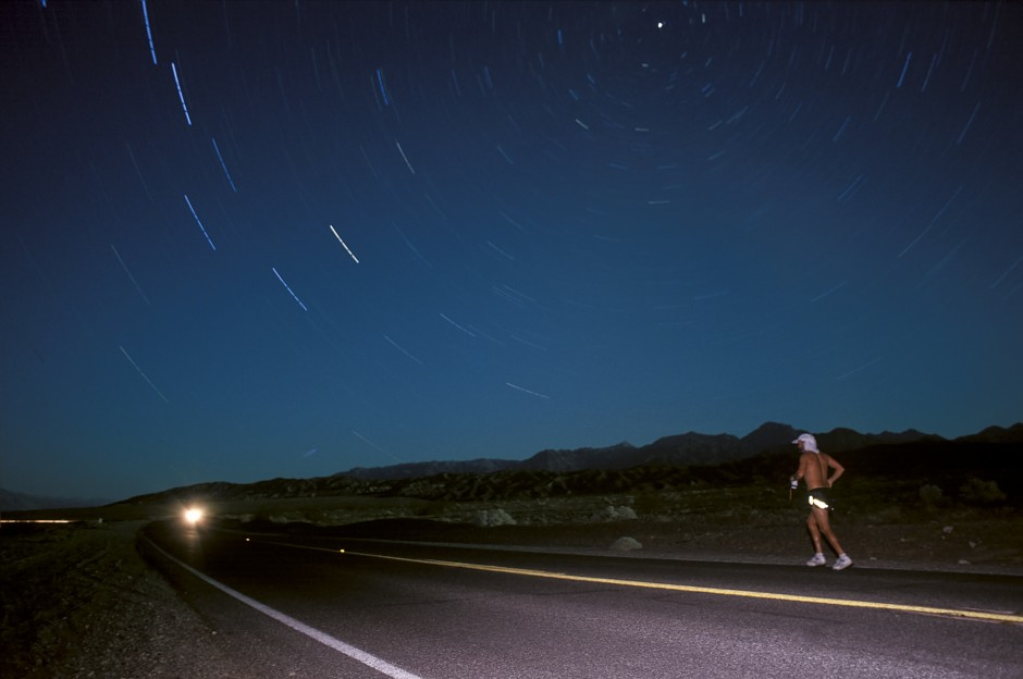 USA: California: Death Valley National Park: Badwater 146 Ultramarathon